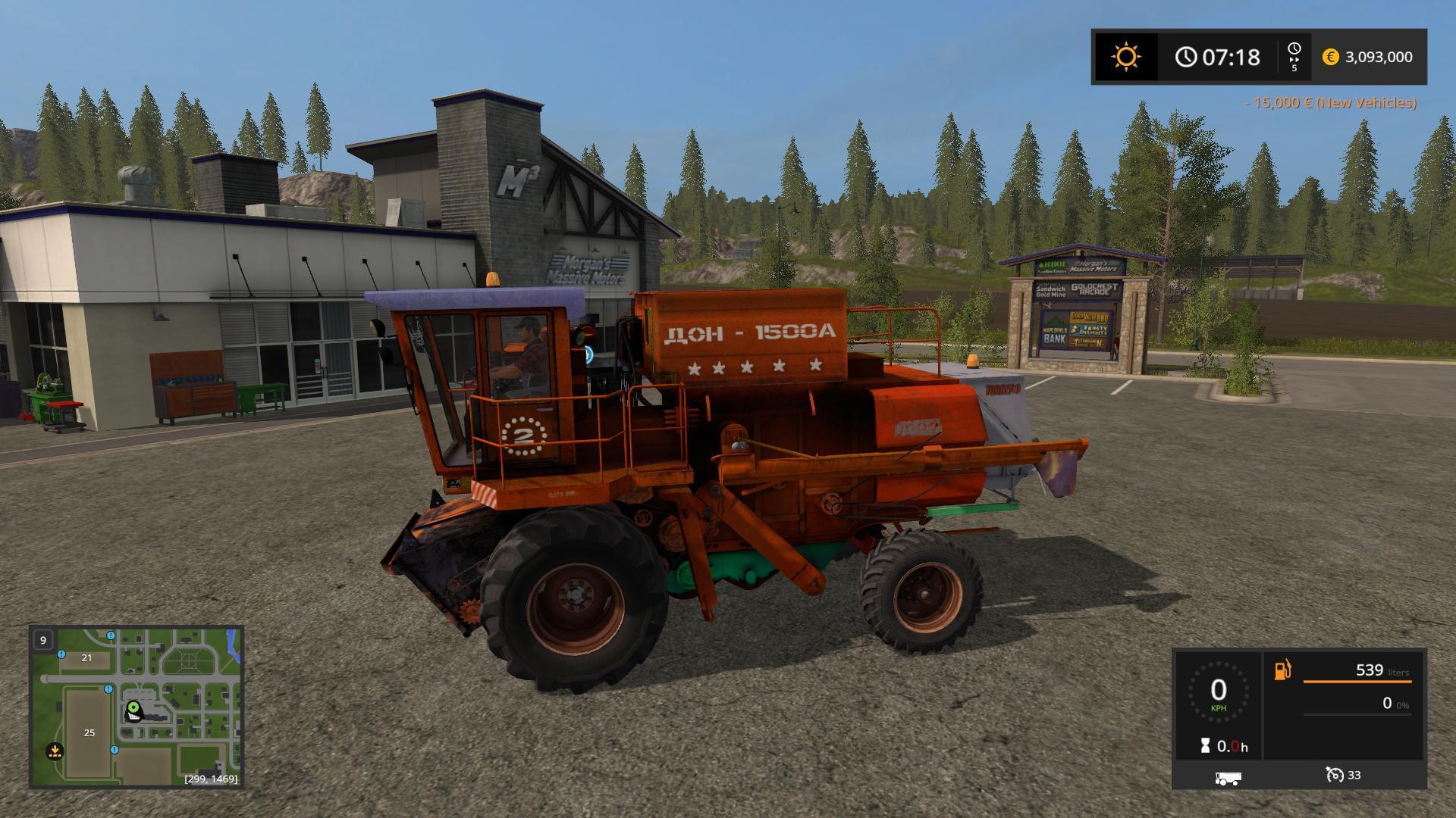 Best FS19 Combine Mods for Farming Simulator 19 - Farming