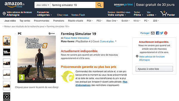 Farming Simulator 19 Price: Will the FS19 be more expensive