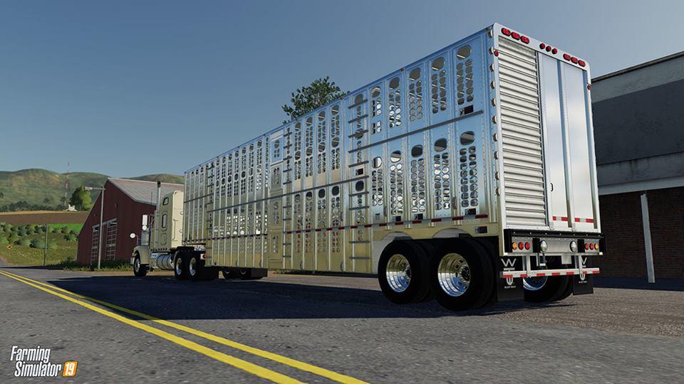 Farming Simulator 19 - more trailers brands! - Farming