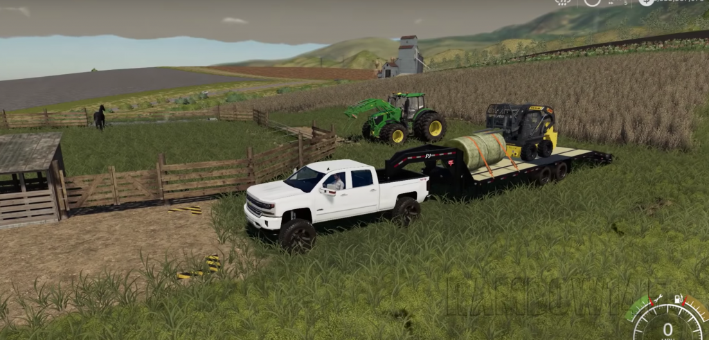 Chevy Lifted Trucks >> - First Chevy Truck and Gooseneck mod! FS 19 - Farming Simulator 19 mod, LS19 Mod download!
