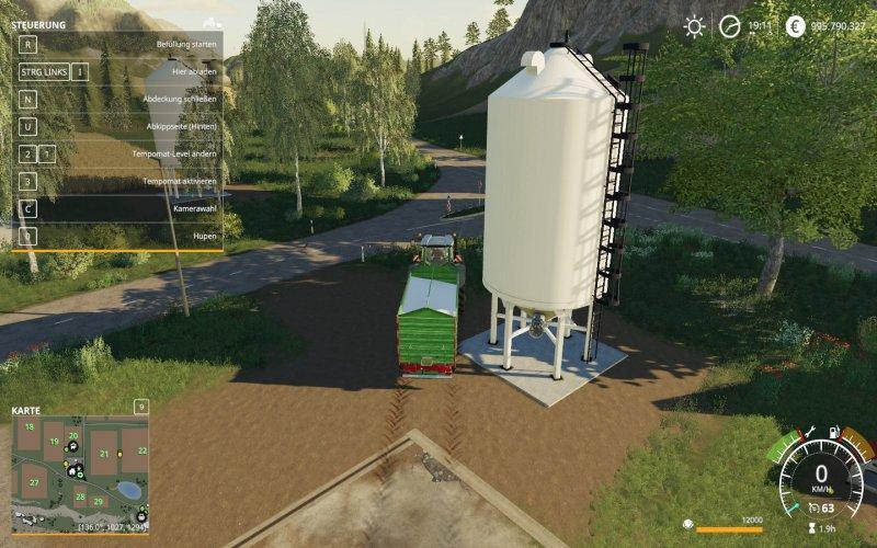 FS 19 PLACEABLE BUY KALKSTATION V1 0 - Farming Simulator 19