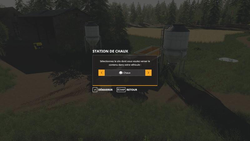 FS 19 Station free fruit v1 0 - Farming Simulator 19 mod