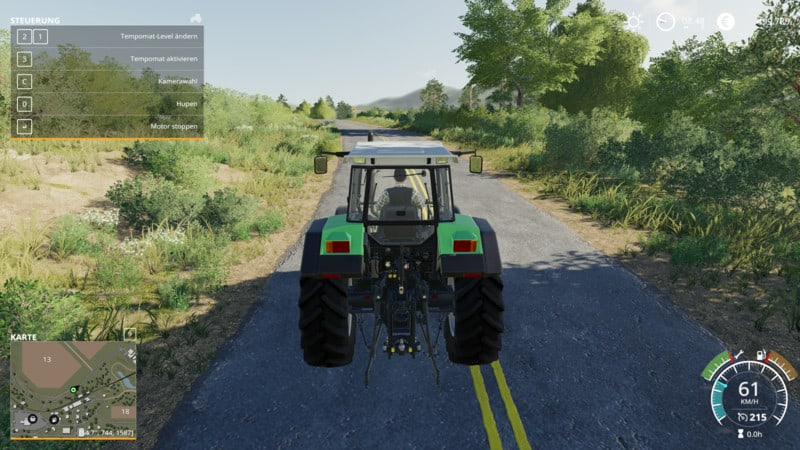 Mod Speed tractor V1 0 5 - Farming Simulator 19 mod, LS19 Mod download!