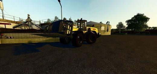 Anderson Group DLC Trailer FS19 - Farming Simulator 19 mod