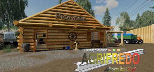 LS19 BigFields Map v4 0 - Farming Simulator 19 mod, LS19 Mod download!