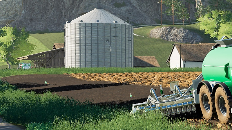 Guess who is making a realistic GPS for Farming Simulator 19