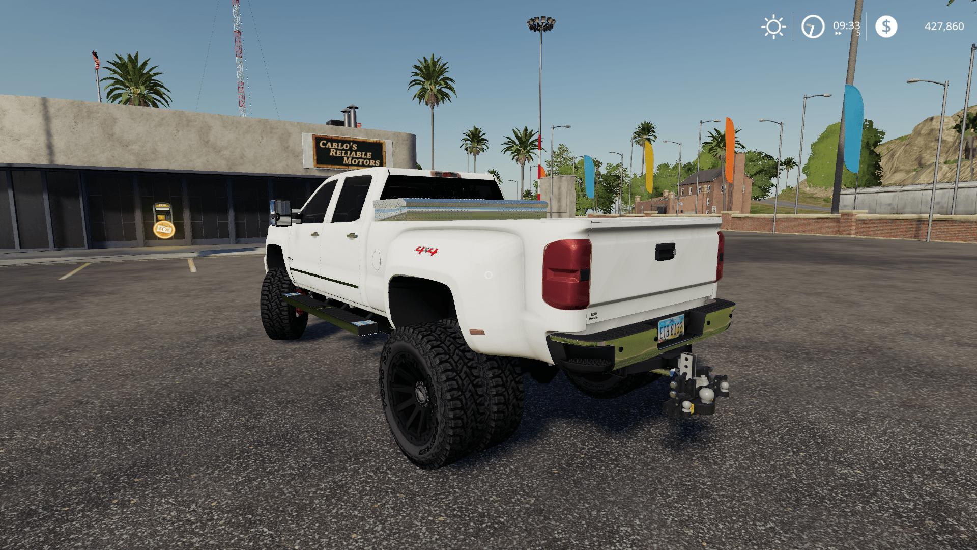 LS19 Chevy 3500 Duramax V1.0FS19 - Farming Simulator 19 ...