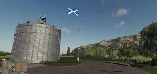 LS2019 Fermenting Silo v1 0 - Farming Simulator 19 mod, LS19 Mod