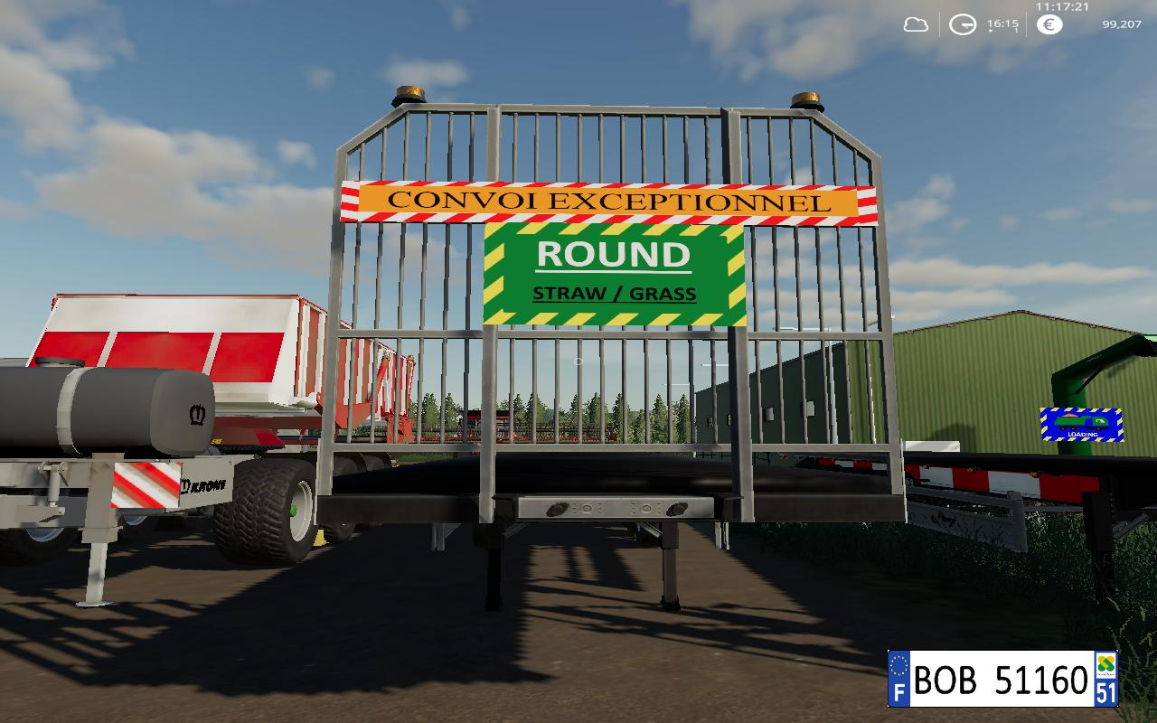 LS19 Fliegl Flatbed Round Square Autoload v1 0 0 4 - Farming