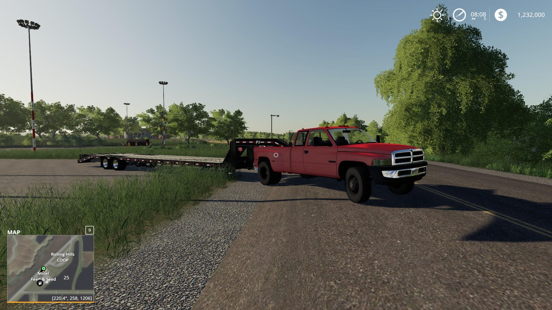 Ls2019 2nd Gen Dodge Ram 3500 V1 0 Farming Simulator 19 Mod Ls19 Mod Download