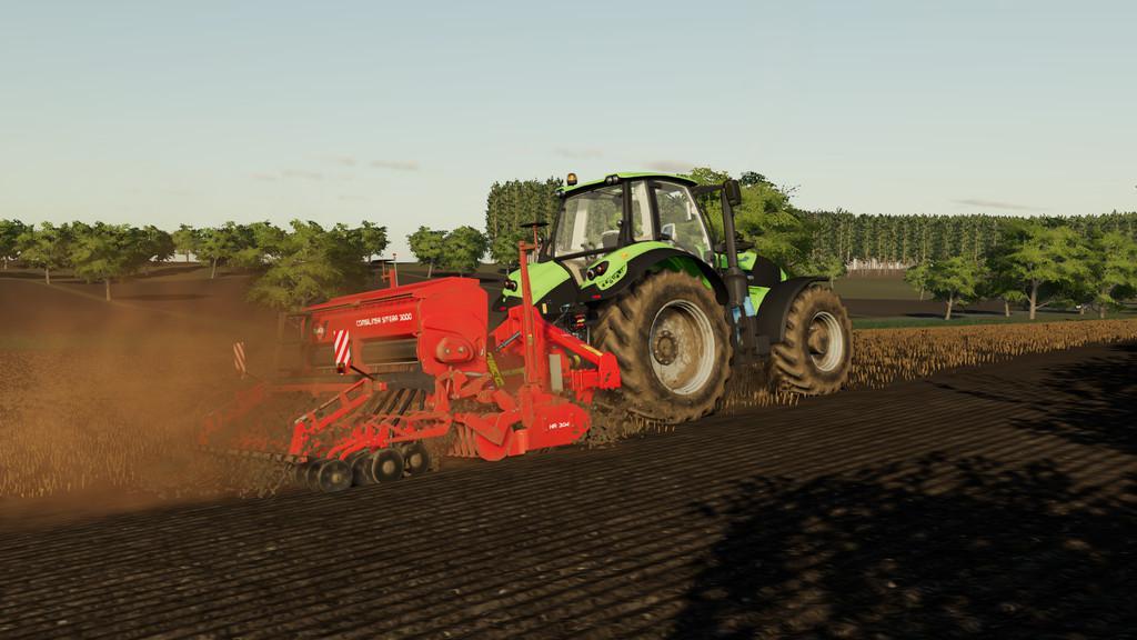 FS 19 Kuhn Sitera 3000 v1 0 - Farming Simulator 19 mod, LS19