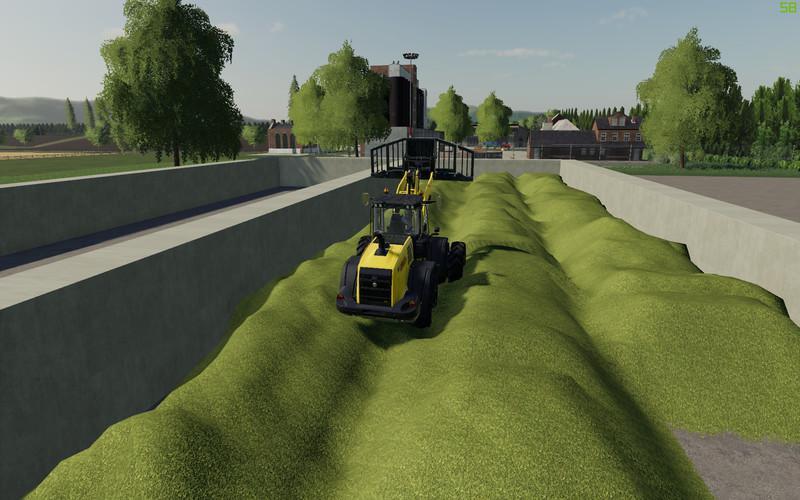 FS 19 Musnshausen Map v1 1 0 - Farming Simulator 19 mod