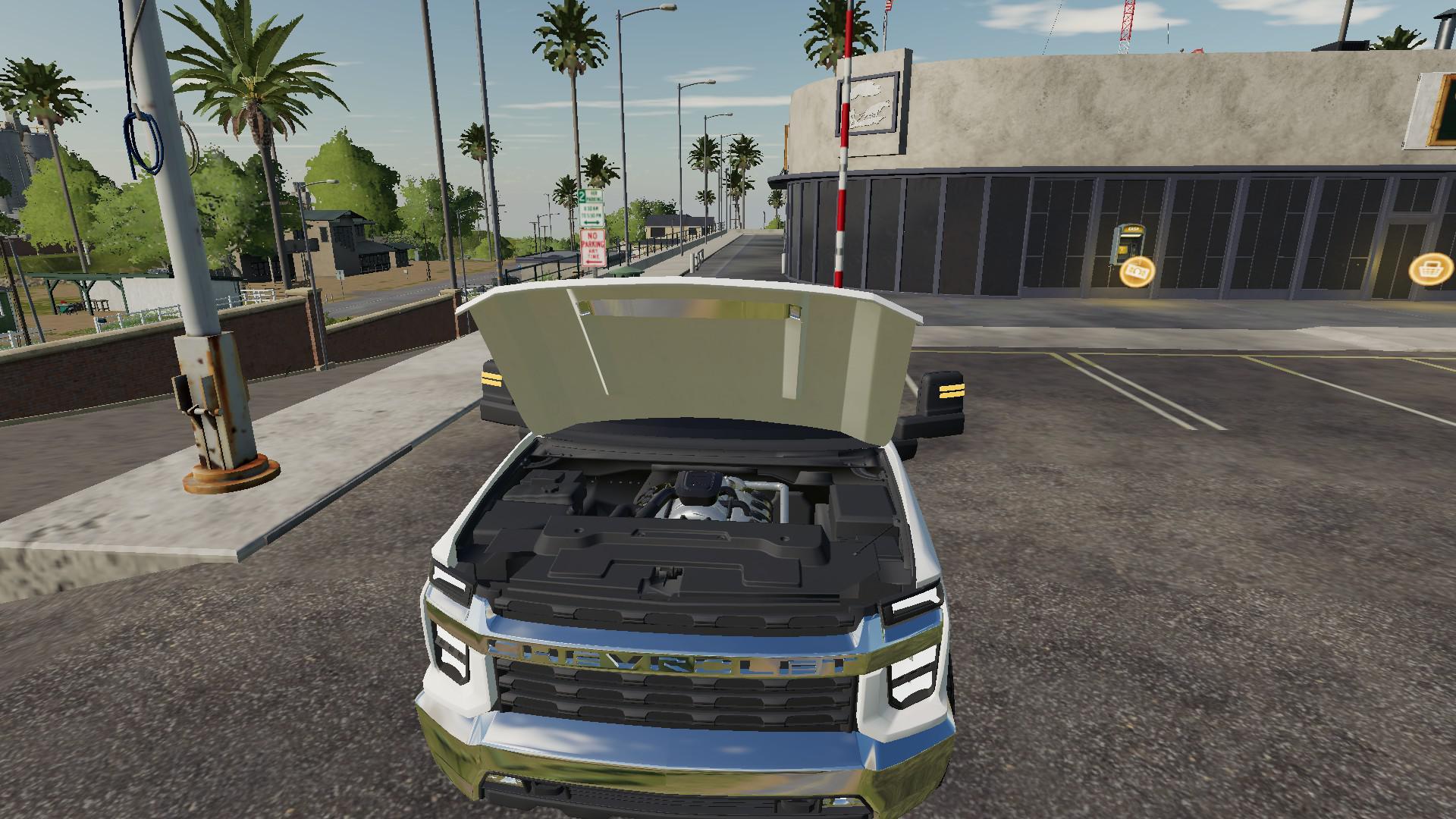 LS2019 2020 Chevy Silverado 2500HD Duramax v1.0 - Farming ...