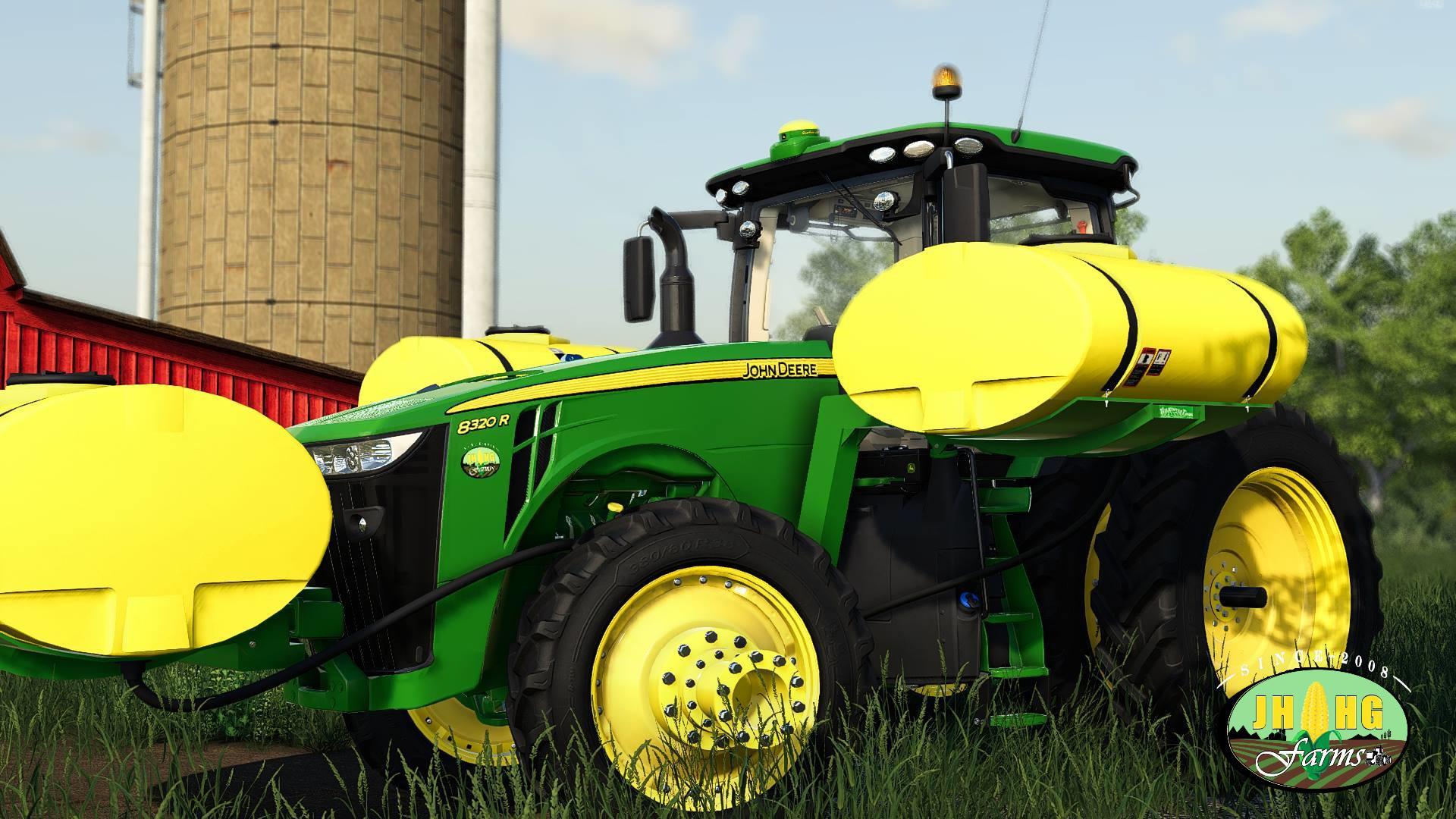 John Deere Gifts >> LS2019 Helicopter Tanks v1.0 - Farming Simulator 19 mod ...