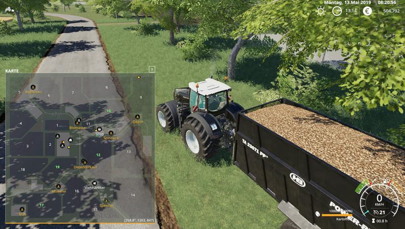 FS 19 Never Land v1 8 0 0 - Farming Simulator 19 mod, LS19 Mod download!