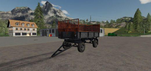 LS19 Stara Ninja 19000 Auger Wagon By Stevie - Farming
