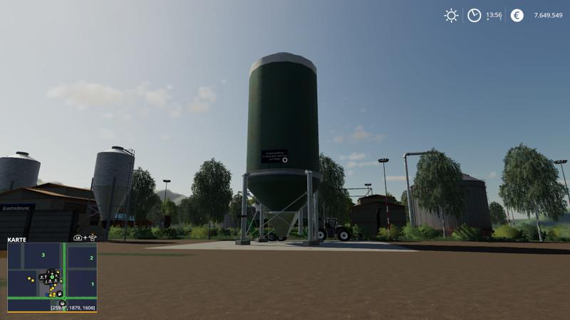 Mod Silageproduction v1 0 3 0 - Farming Simulator 19 mod
