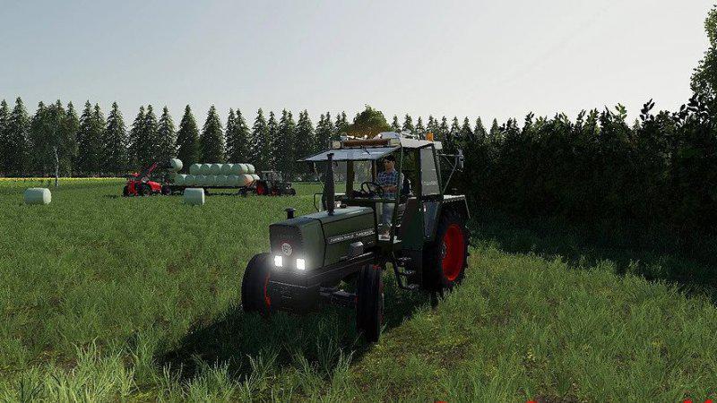 Big Bud 747 >> LS19 Fendt Farmer 304 LS v1.0.0.0 - Farming Simulator 19 ...