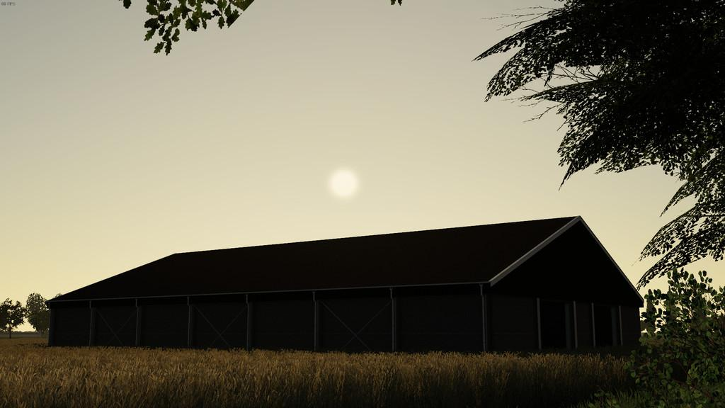 Object Crop Storage v1 0 0 0 - Farming Simulator 19 mod