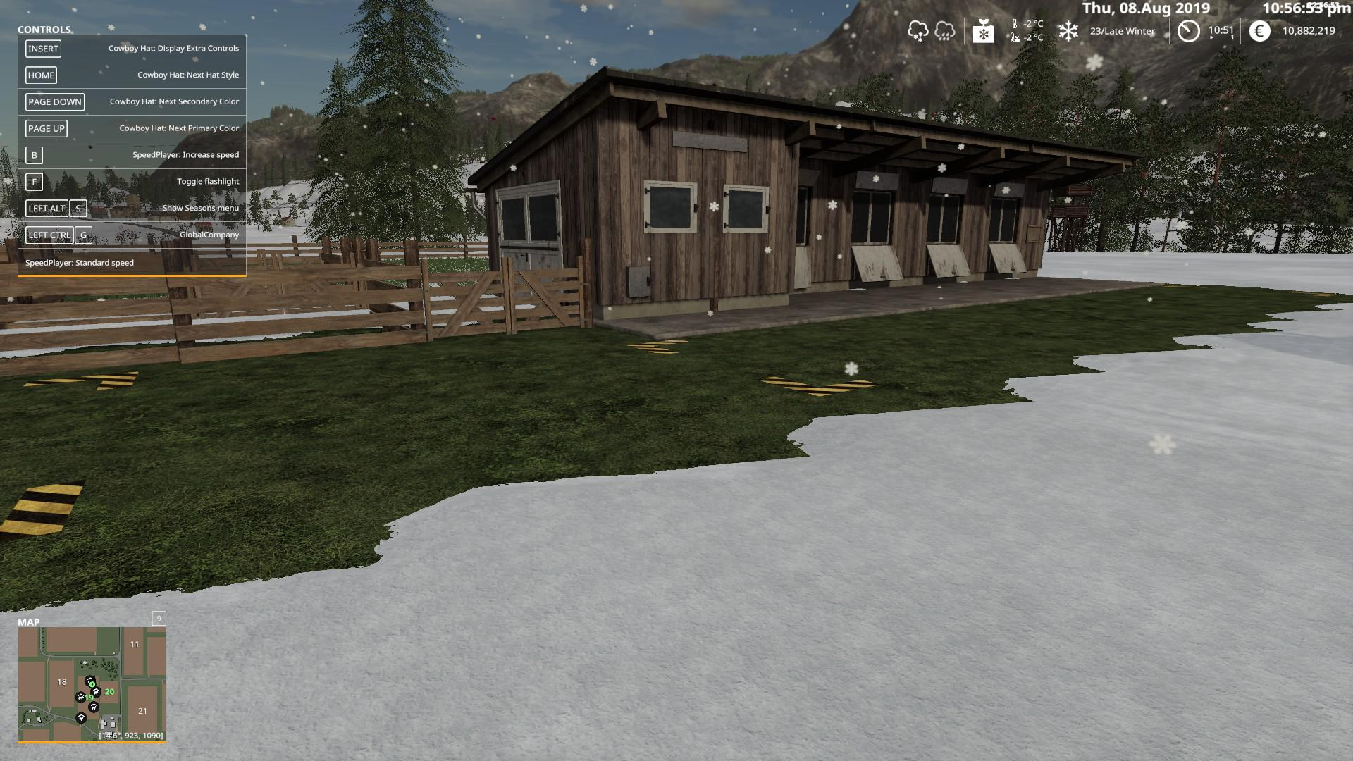 FS 19 A JnJ Animal and Silo Placeable modPack Final