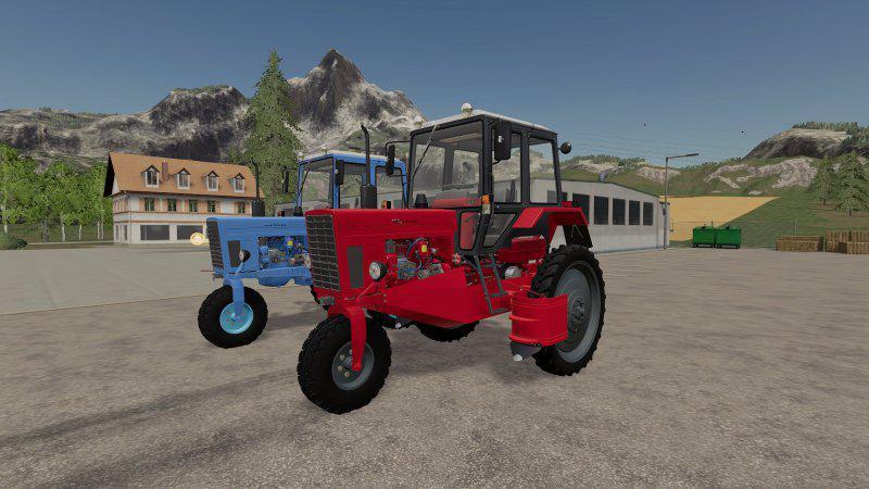FS 19 HARVESTER MTZ-80XM FOR COTTON Release v1 0 - Farming