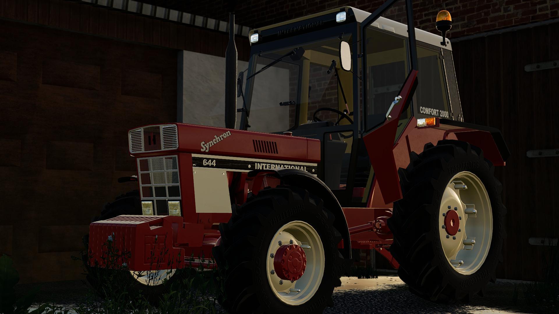 Fs 19 Ihc 554 644 V1 0 0 0 Farming Simulator 19 Mod