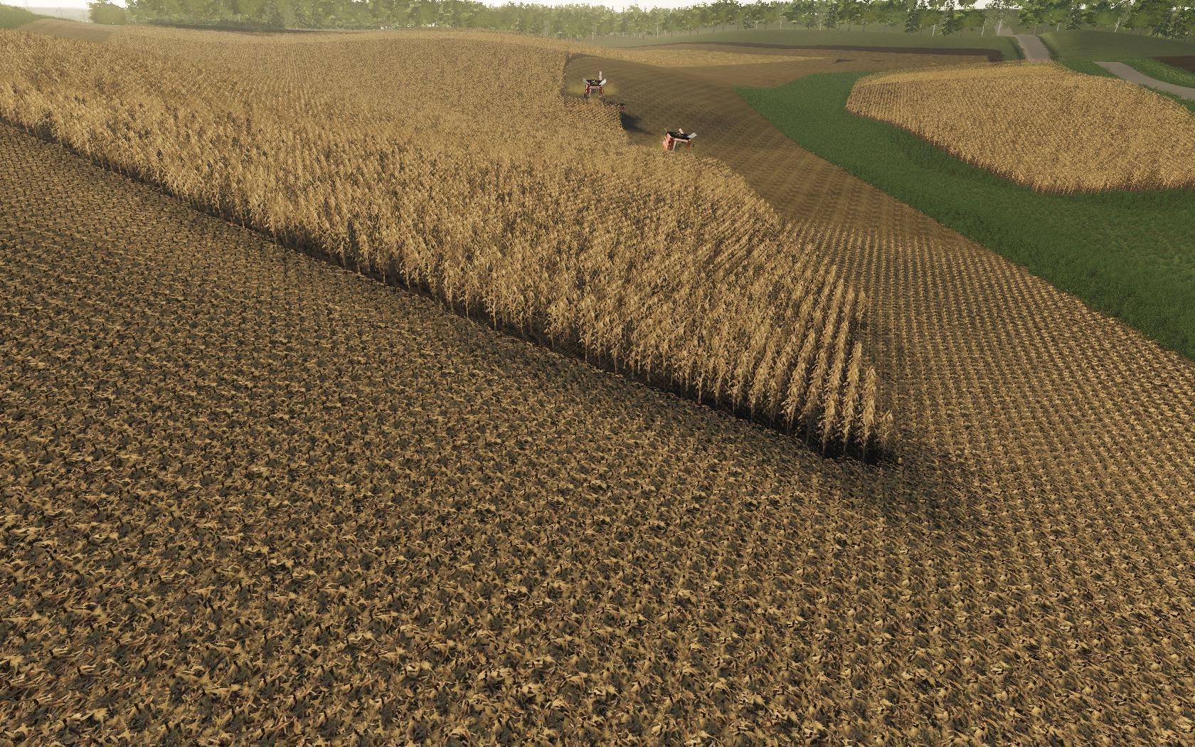 LS 19 Seneca County - Seasons ready v0 8 1 - Farming Simulator 19