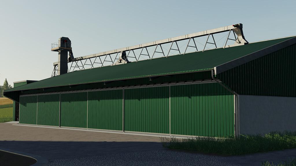 Where do you sell eggs in farming simulator 17