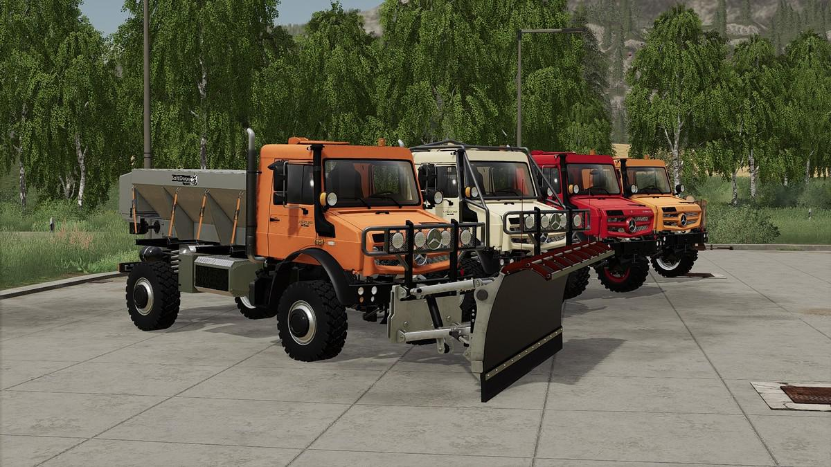 what is the cost of a unimog