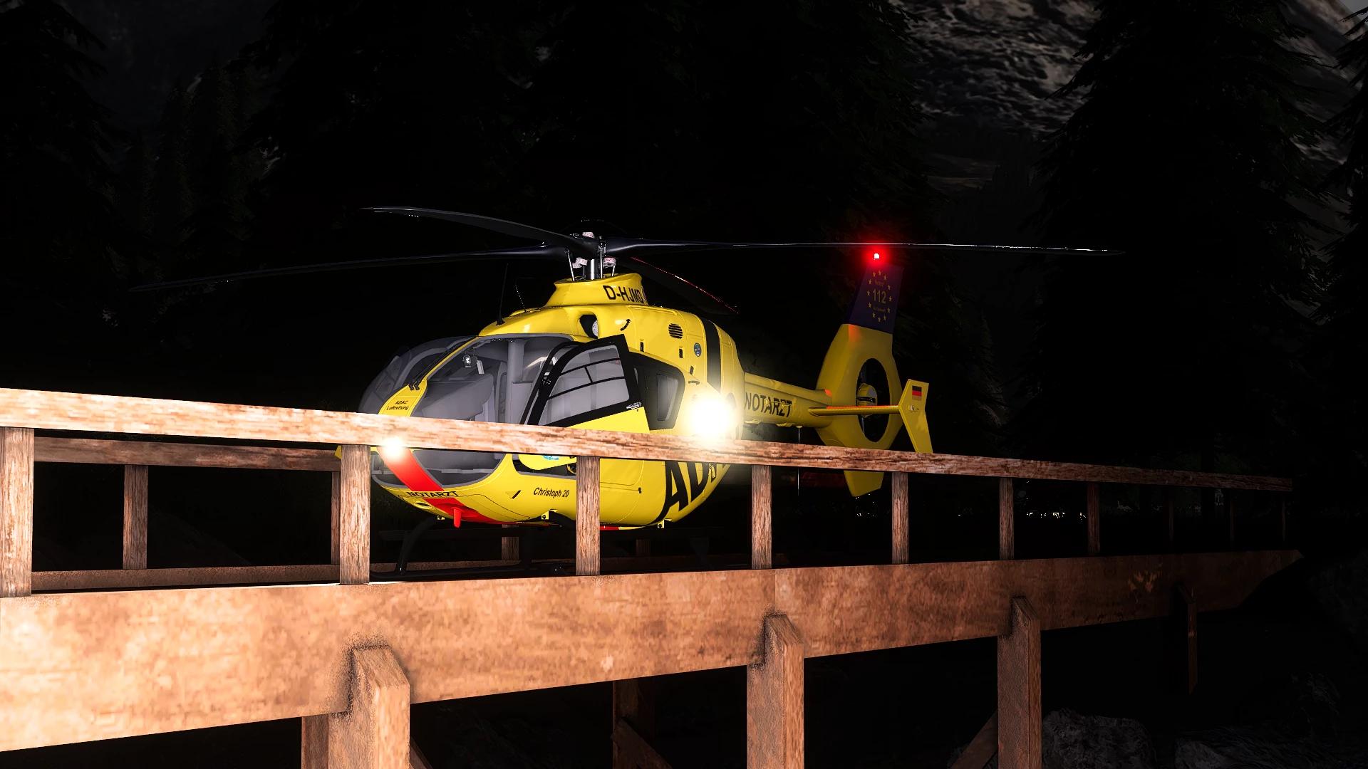 ADAC Eurocopter EC135