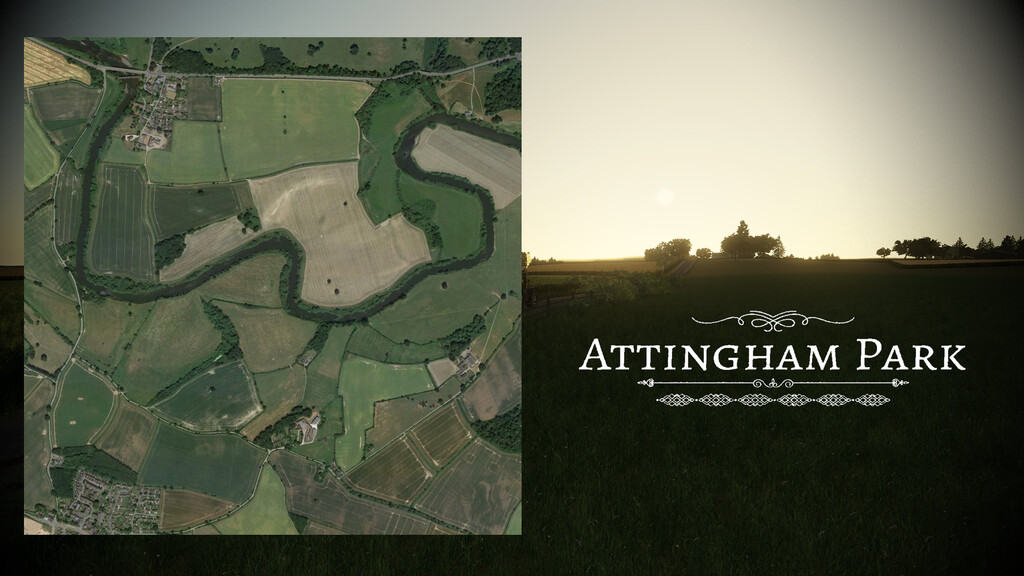 FS19 – Attingham Park v1.0